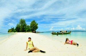 Dodola Beach Morotai