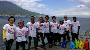 Morotai Shark Diving Indonesia - January 2014 Guests